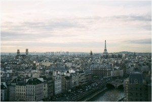 Paris view