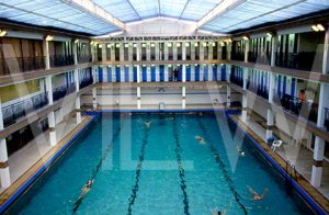 Pontoise Swimming Pool Paris