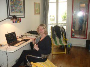 Sue's Parisian Study