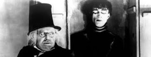 Dr Caligari and Cesare the Somnambulist